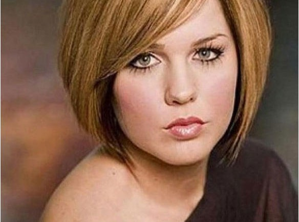 What Short Hairstyle Suits A Round Face Short Hairstyles
