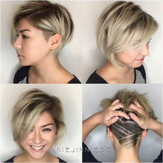 new short hairstyles for 2019 - 2