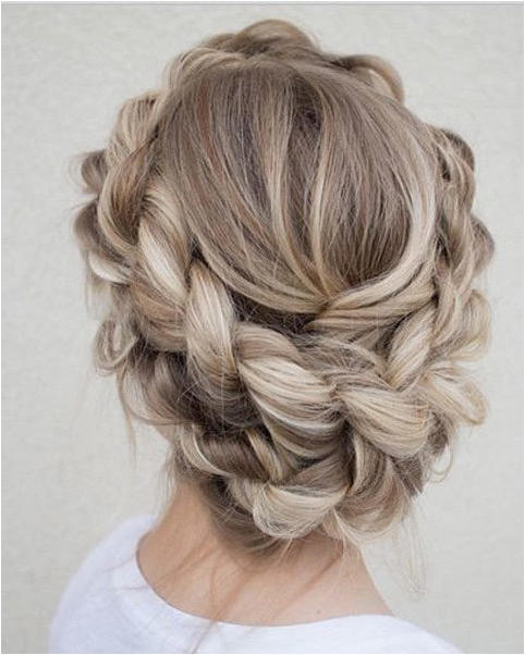 Short braid hairstyles 2019 -1