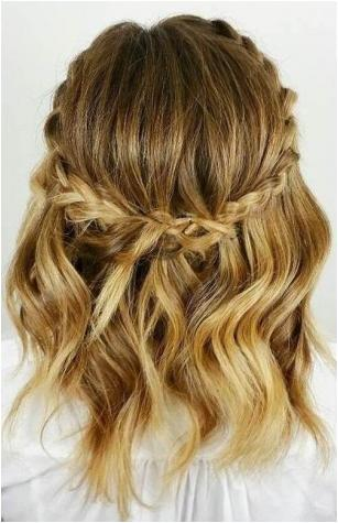 Short braid hairstyles 2019 - 3