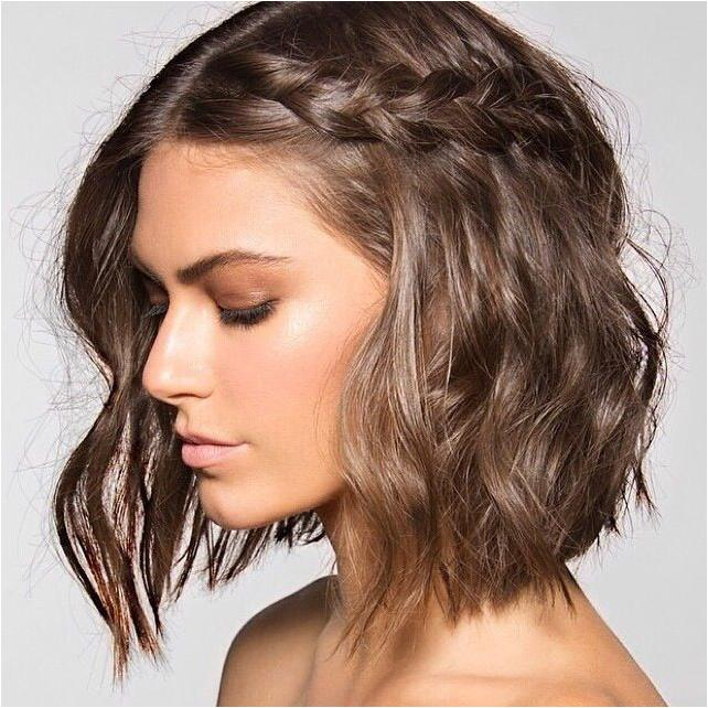 Short braid hairstyles 2019 - 4