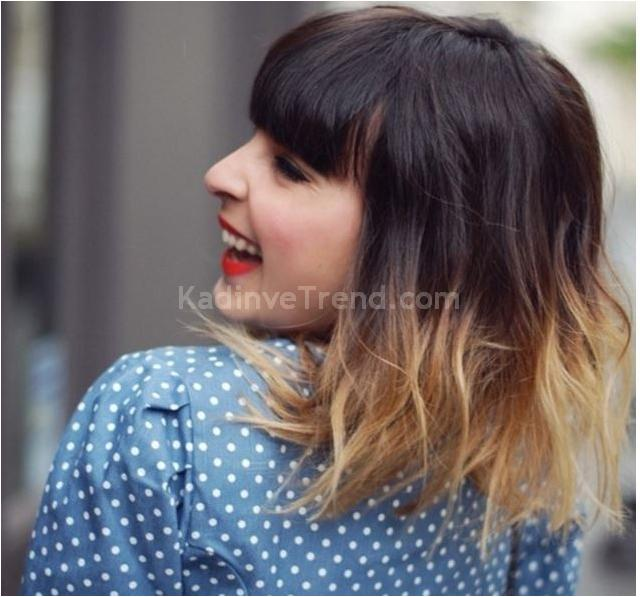 Short hairstyles with bangs 2019 4