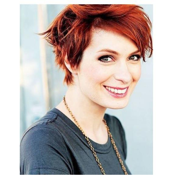 short pixie hairstyles 2019 5