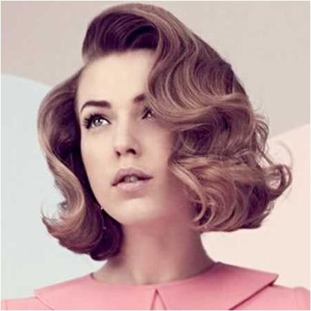 short retro hair styles 2019 -s4