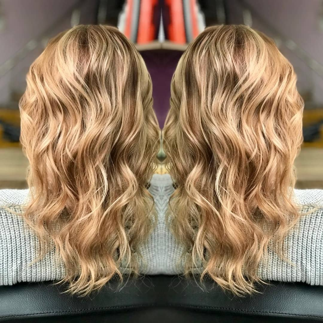 shorthairstyles for ladies with wavy hair 2019-21