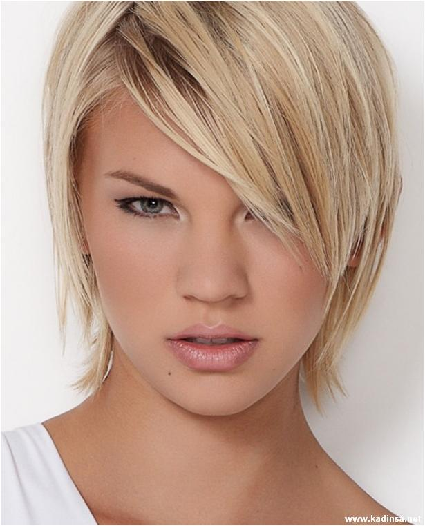 When choosing a short hairstyle model