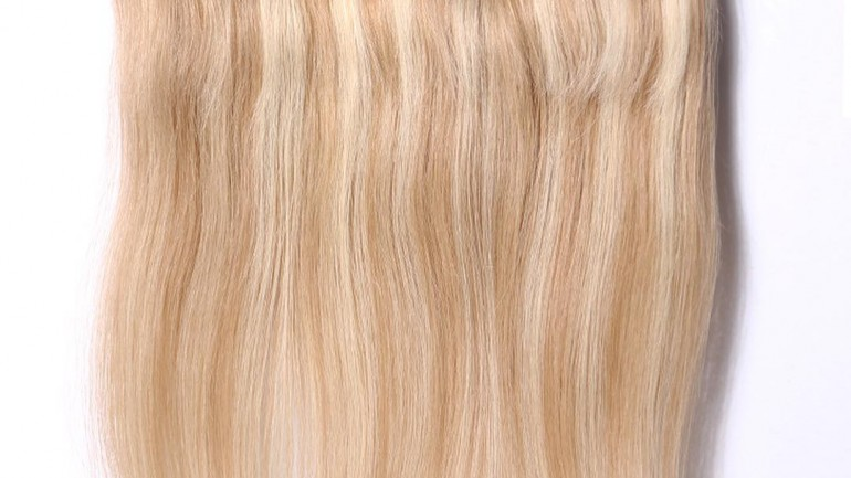 2019 trend halo hairextension for thin hair 1