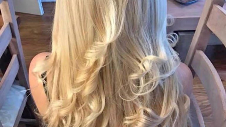 2019 trend halo hair extensions for thin hair 11