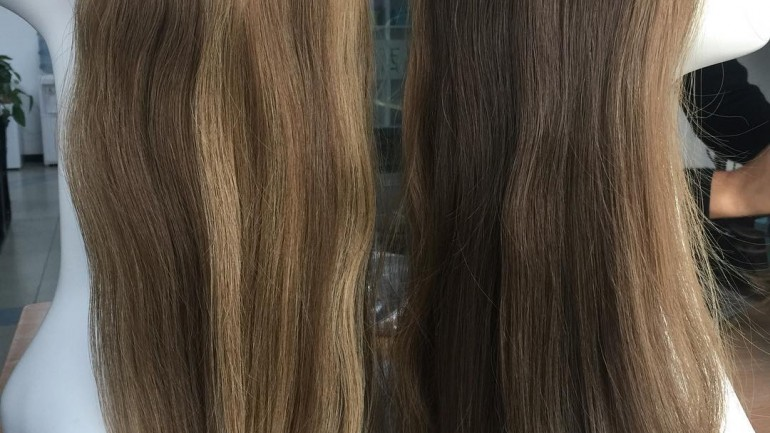 2019 trend halo hair extensions for thin hair 12