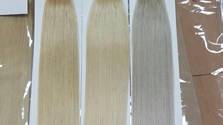 2019 trend halo hairextension for thin hair