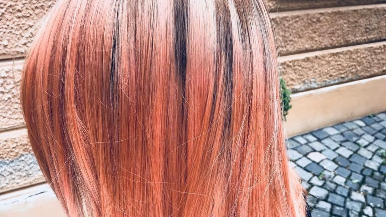 combre hair coloring style-2