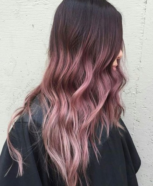 Ombre Hair  Colors for 2019