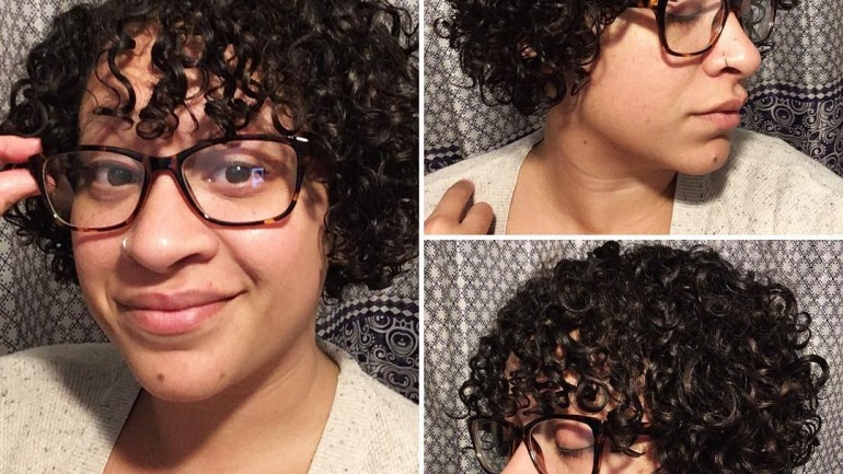 what short curly hair styles are in for 2019-14