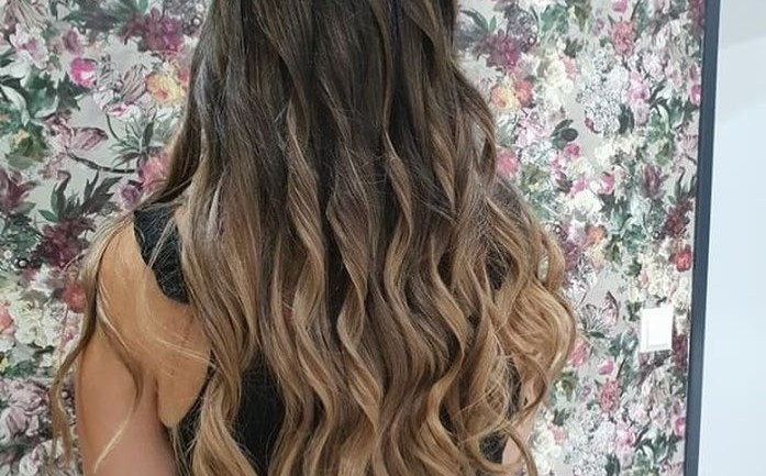 what is ombre color hairstyles