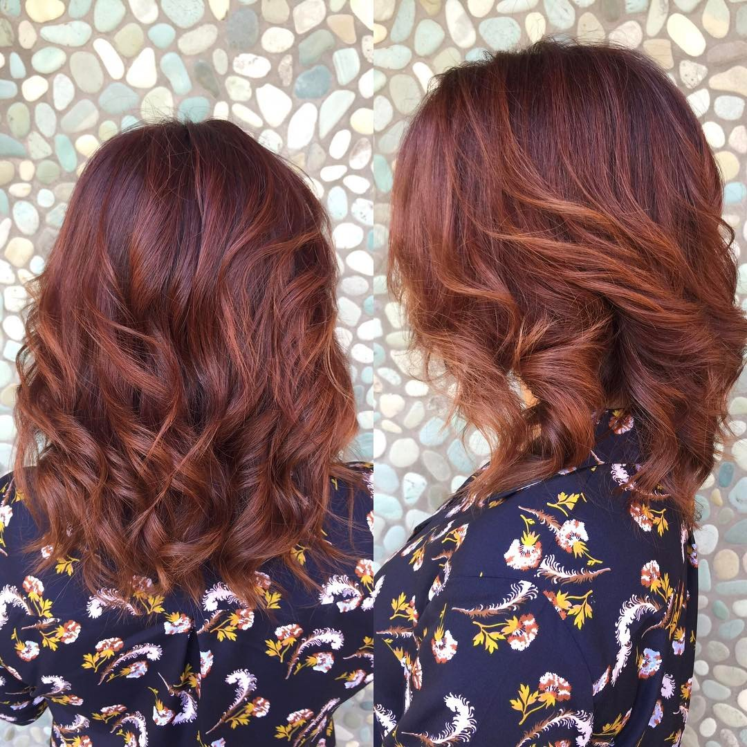 Side-Parted Style With Curls 1