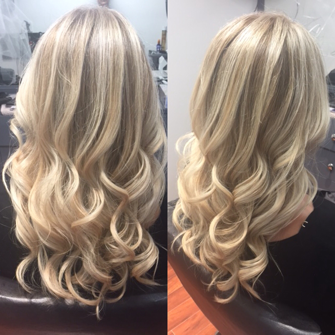 Side-Parted Style With Curls 3