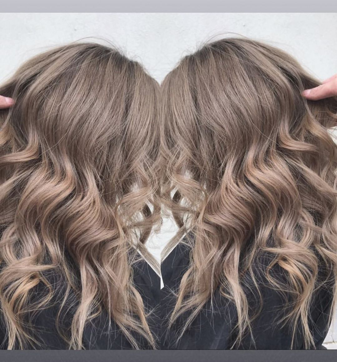 1.Dirty Blonde Curly 6