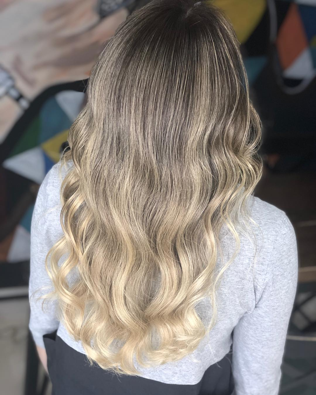 1.Dirty Blonde Curly 3