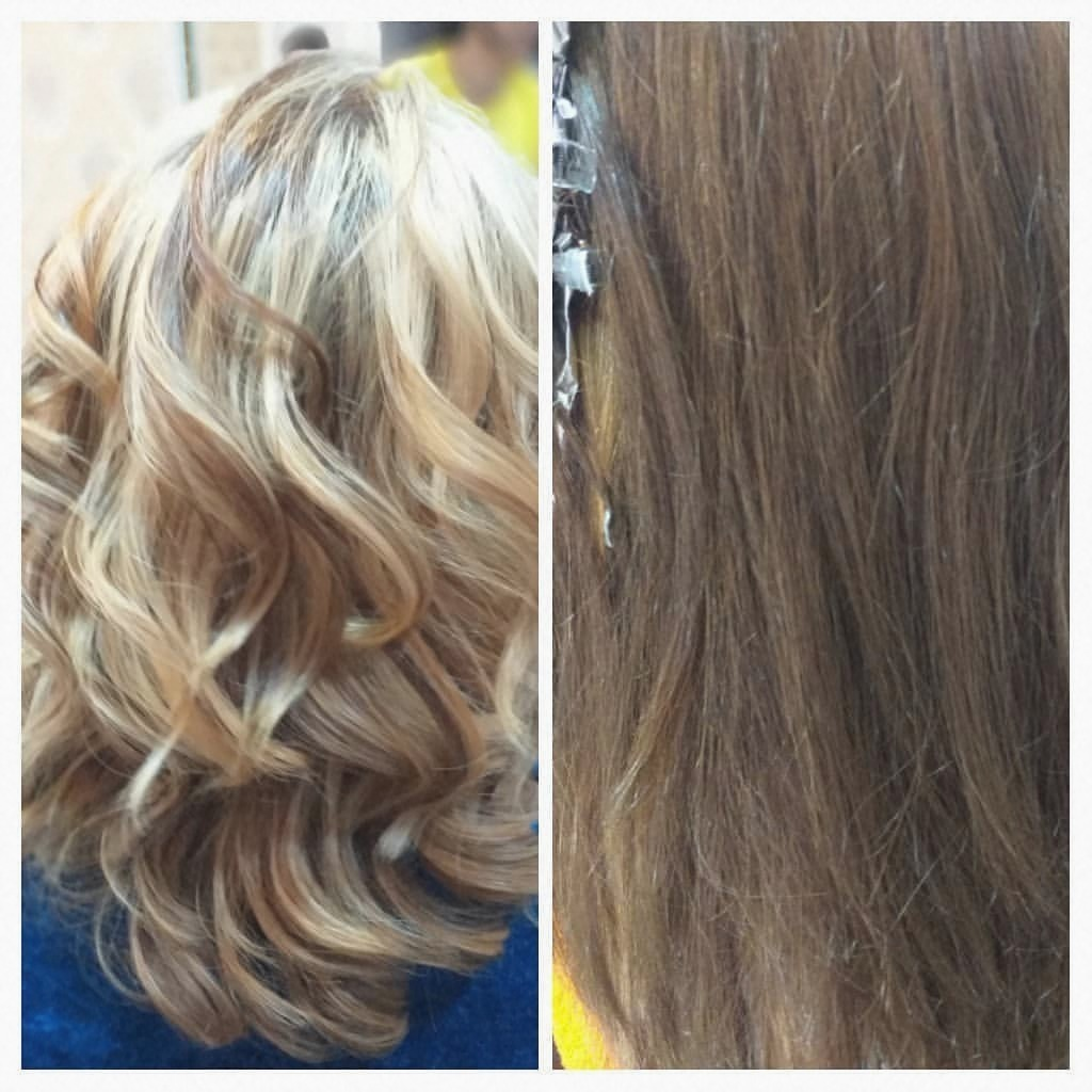 1.Dirty Blonde Curly 4
