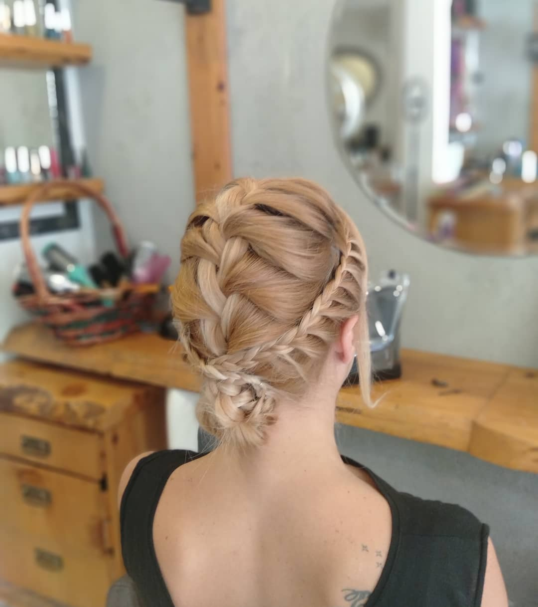 2020 Crown Braid Hairstyle (3)