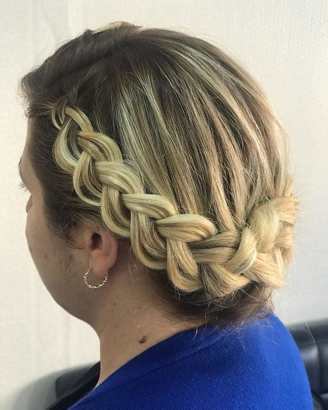 2020 Crown Braid Hairstyle (5)