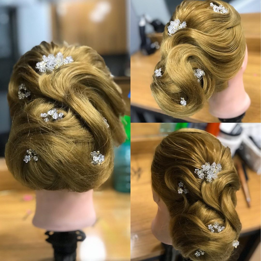 2020 Crown Braid Hairstyle (6)