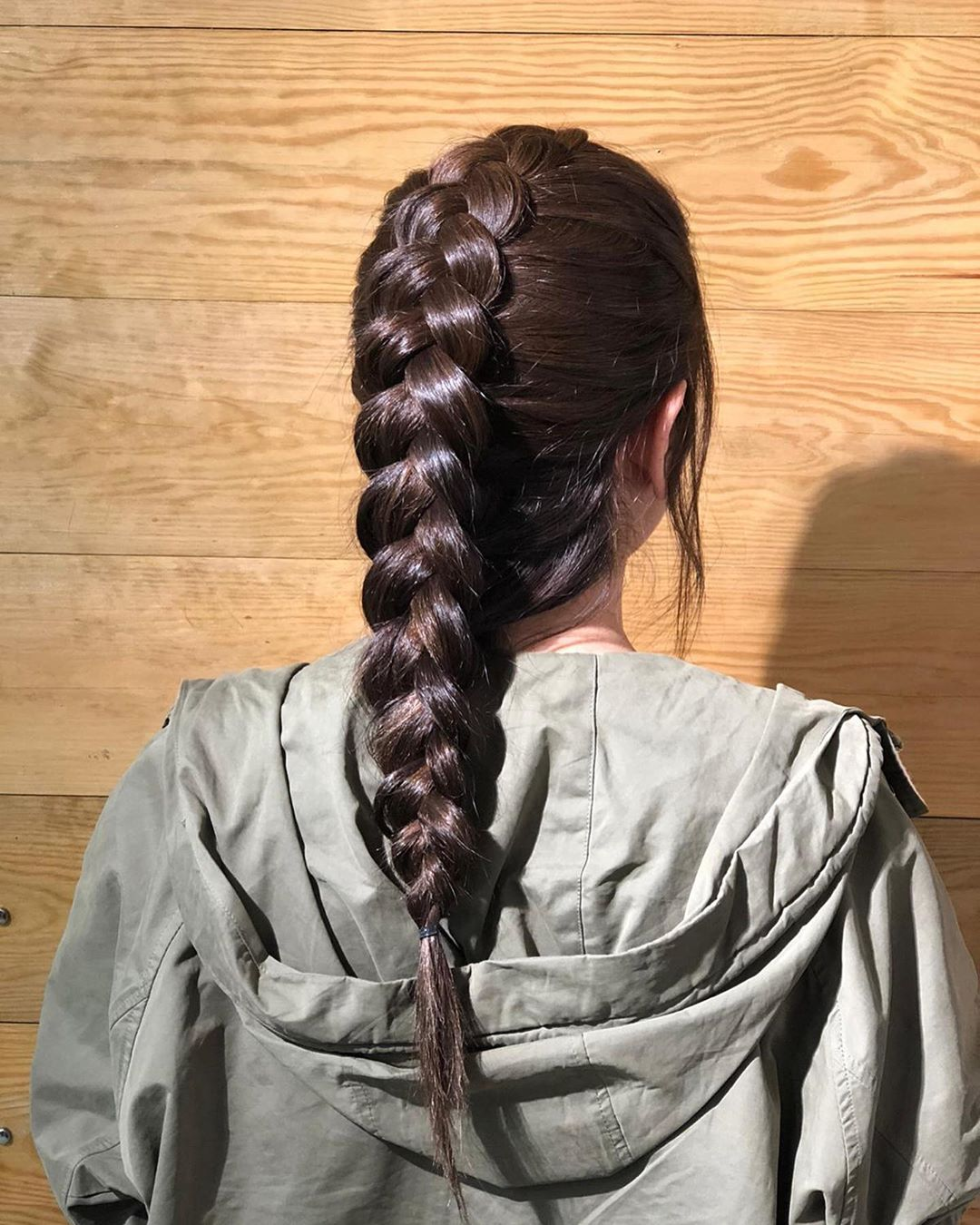 2020 Side Braiding Hairstyle (7)