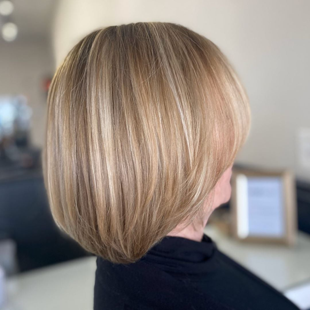 short bob hairstyles are in 2020 -02