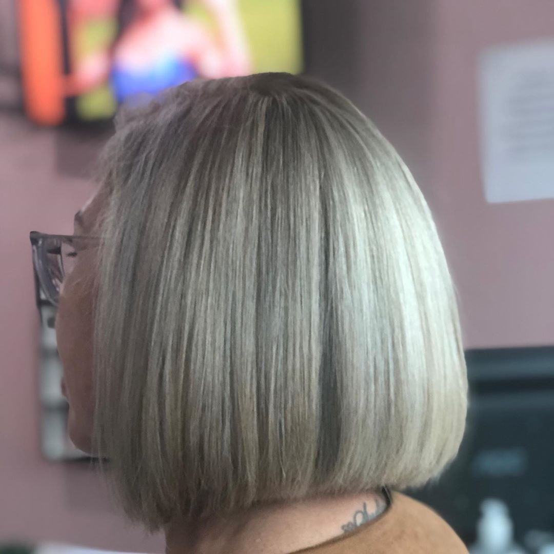 short bob hairstyles are in 2020 -04