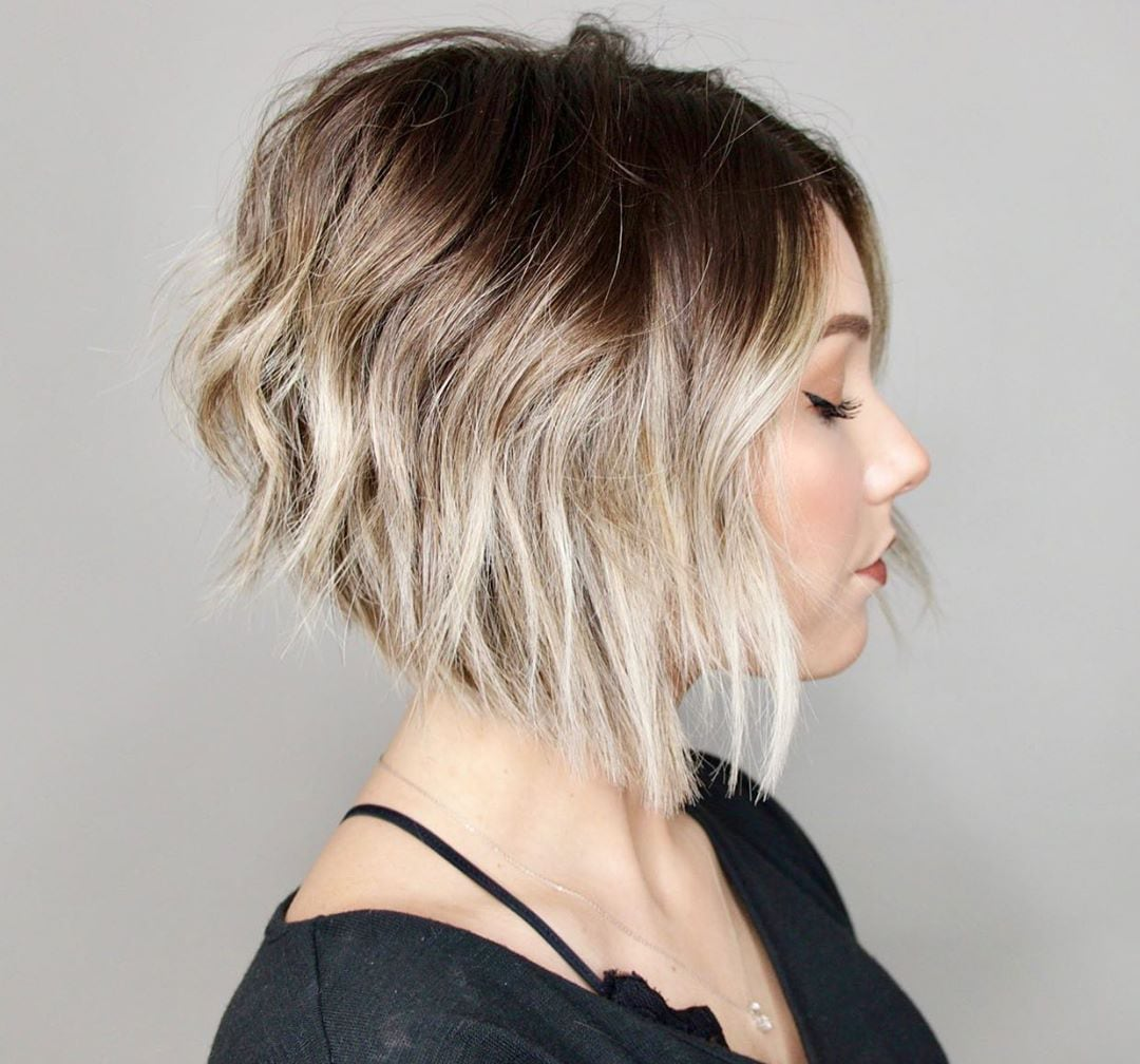 short bob hairstyles are in 2020 -05