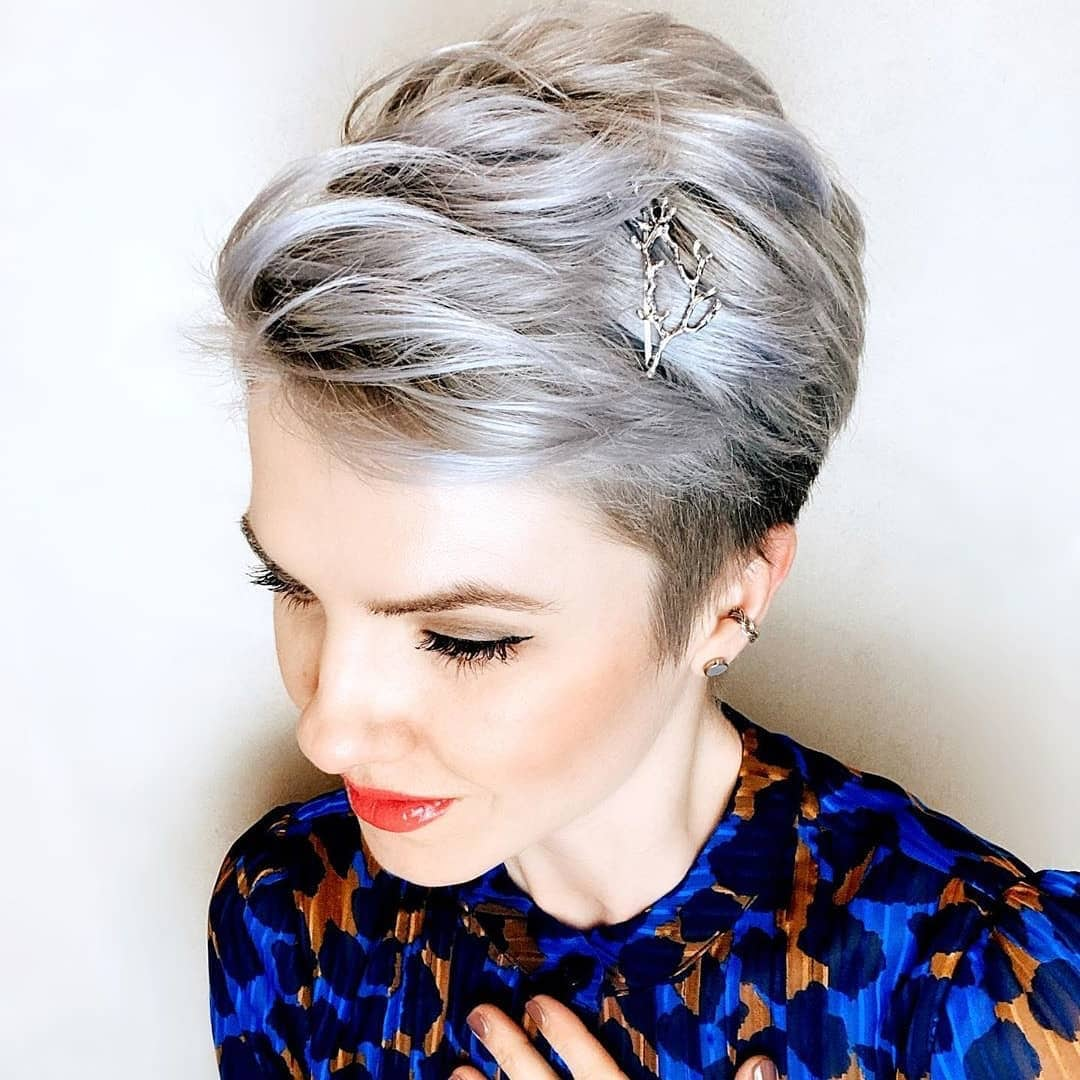 pixie short hairstyles are in 2020 07