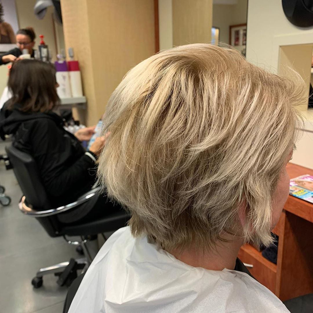 what short hairs are in 2020 colorful for older women hairstyles -